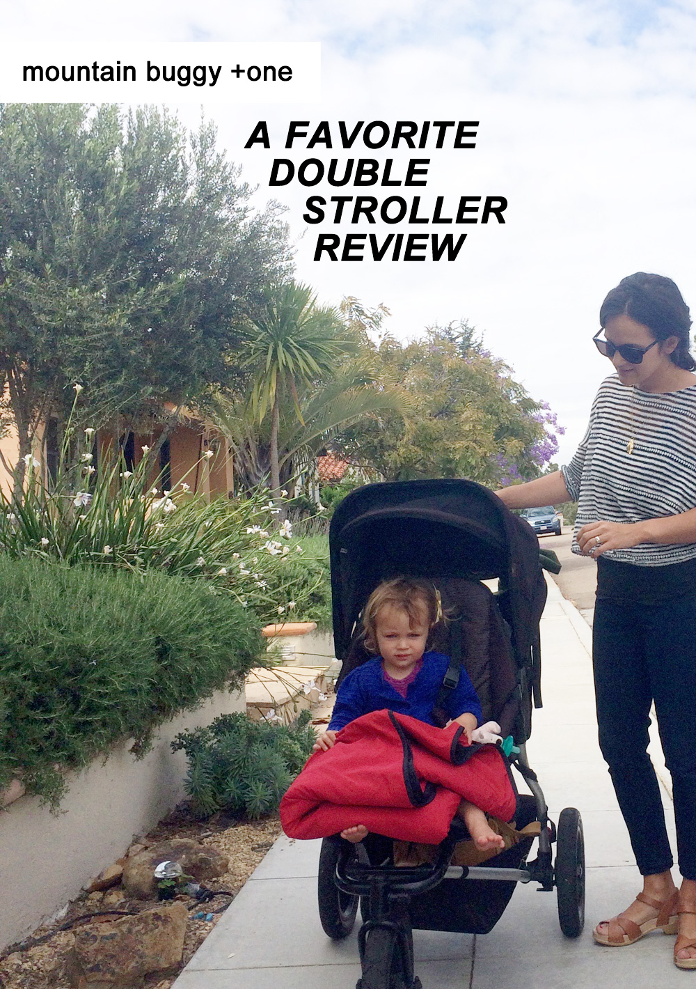 A Mountain Buggy +One Double Stroller Review