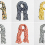 Closet Favorites: Light Weight Layering Scarves