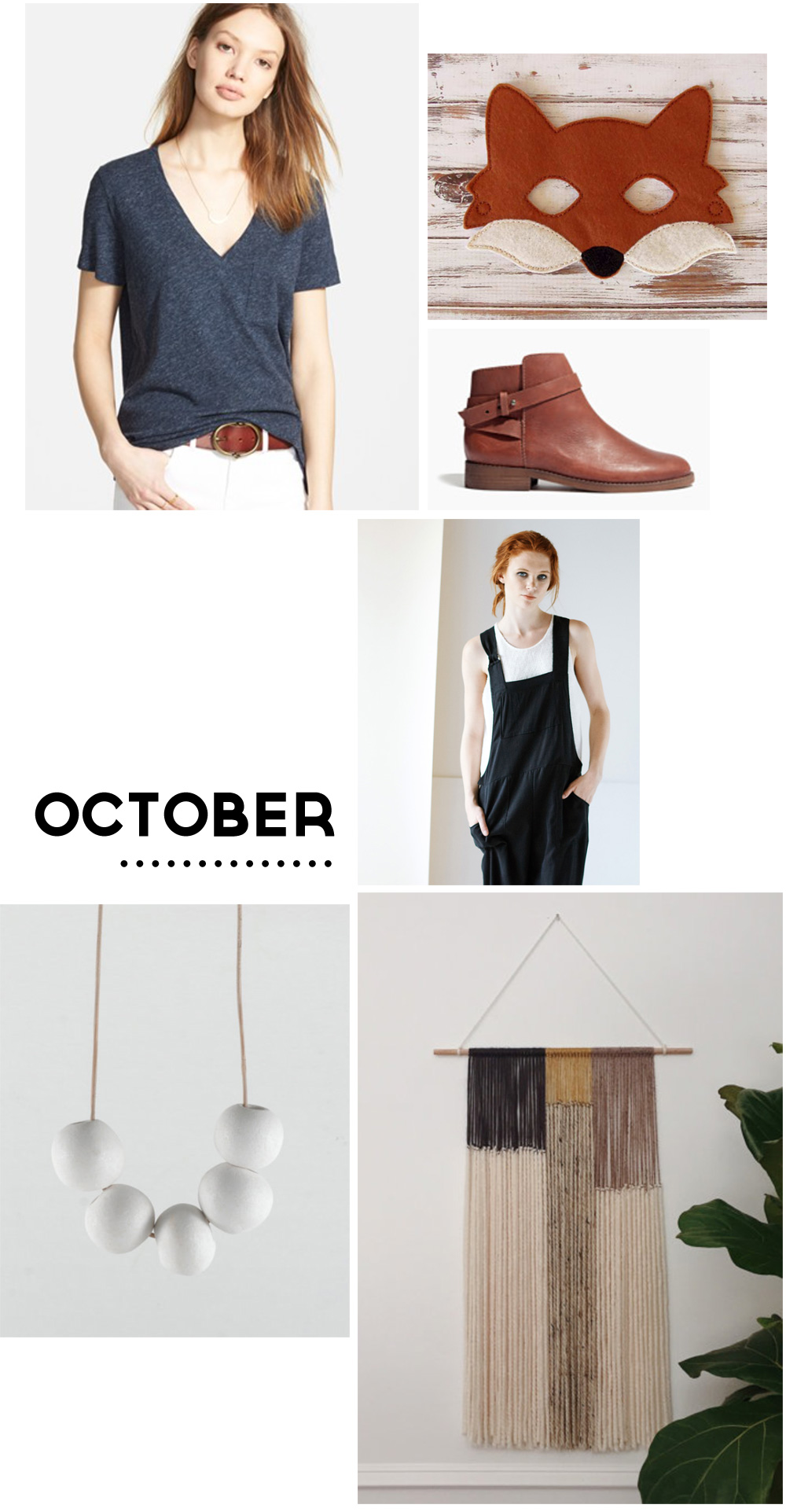 October Inspiration Board