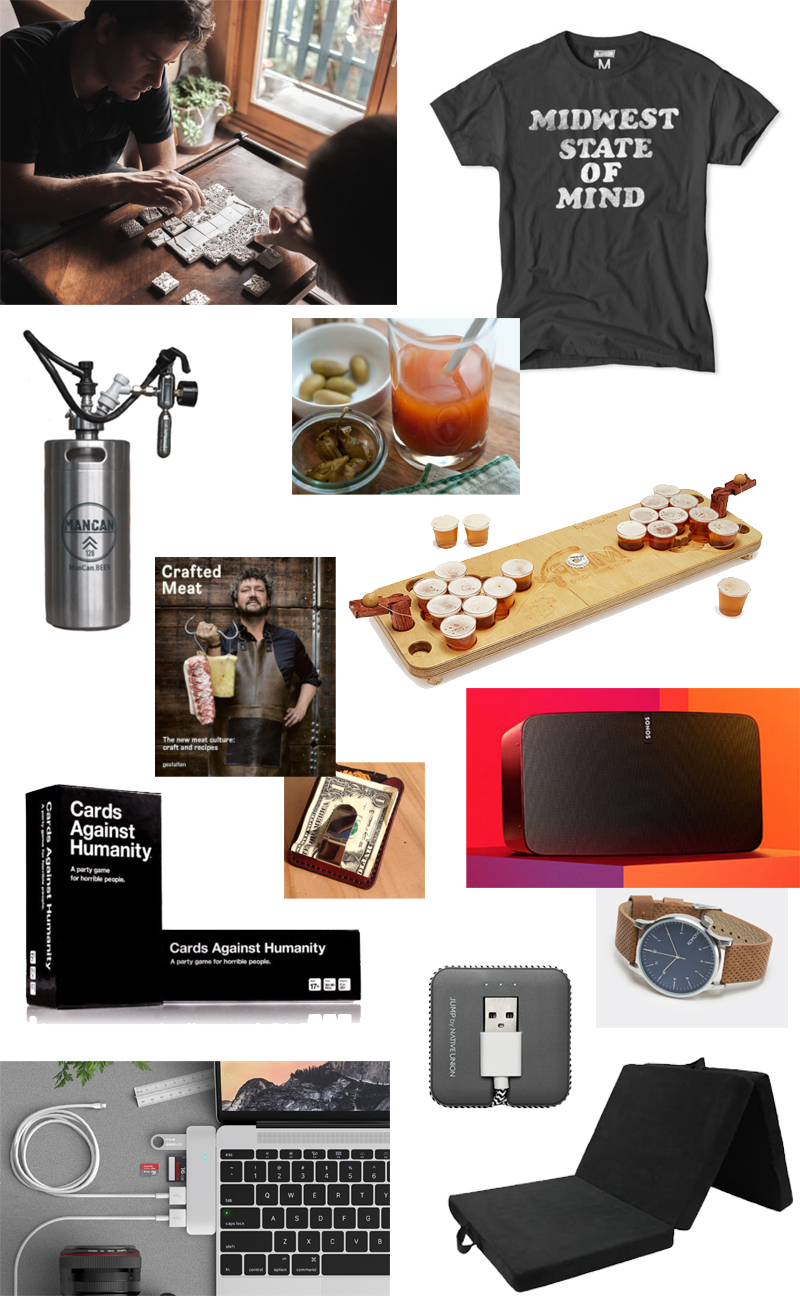 Christmas Gift Guide 2015: For the Guys