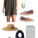 Wardrobe Style Board | Spring Casual 2